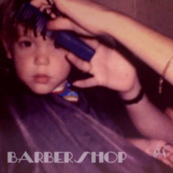 Barbershop EP {August 2009} cover art