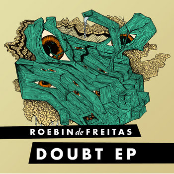 DOUBT EP cover art