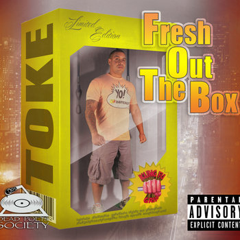 Fresh Out The Box cover art