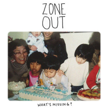 What&#39;s Missing? cover art