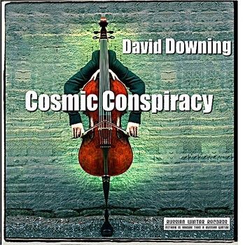Cosmic Conspiracy cover art