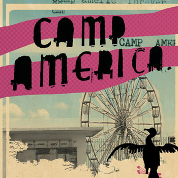 Camp America EP cover art