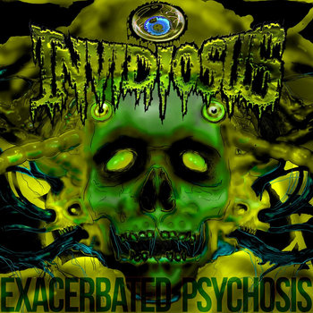 Exacerbated Psychosis cover art
