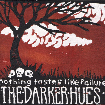 nothing tastes like failure cover art