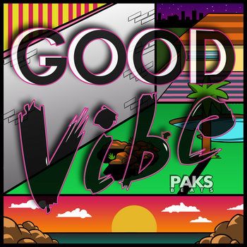 EP GOODVIBE cover art