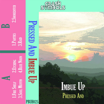 Imbue Up cover art