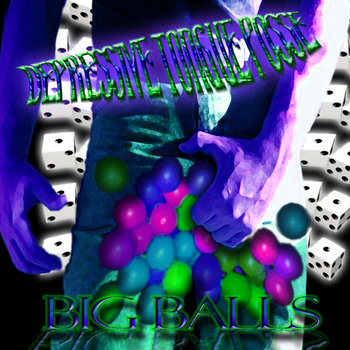 """Big Balls"" NEW SINGLE OCT. 2013 cover art"