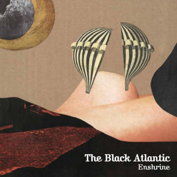 *NEW* The Black Atlantic - Enshrine EP (2013) cover art