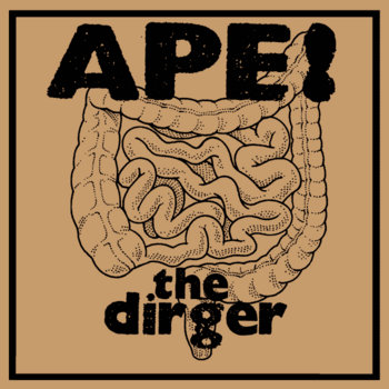 The Dirger cover art