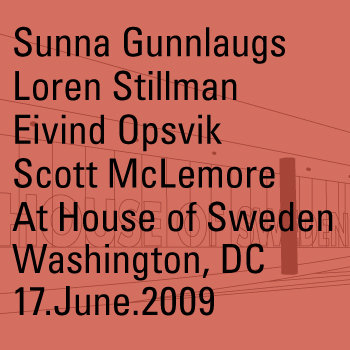 At House of Sweden: Live in DC cover art