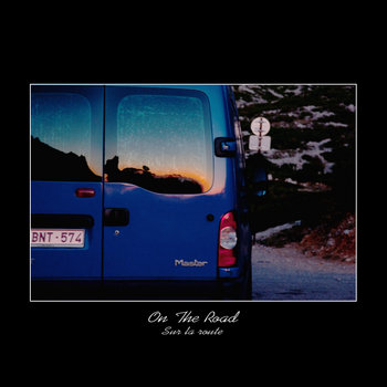 On The Road - (Piano Blog) - Sur La Route cover art