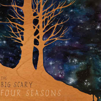 The Big Scary Four Seasons (EP's | 2010) cover art