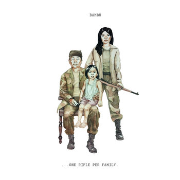 ...one rifle per family. cover art