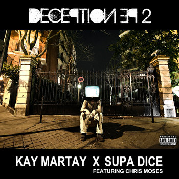 DECEPTION EP 2 cover art