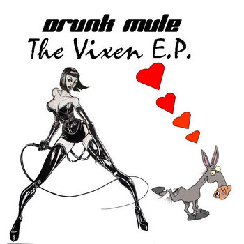 The Vixen E.P. cover art