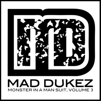Monster In A Man Suit, Volume 3 cover art