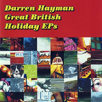 Great British Holiday EPs cover art