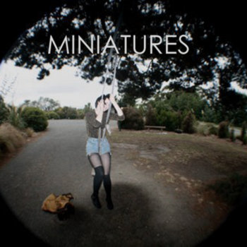 Miniatures EP cover art
