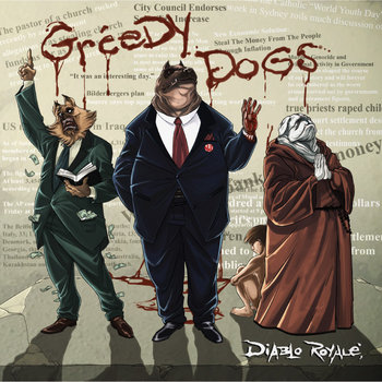 Greedy Dogs cover art