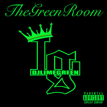 The GREEN Room cover art