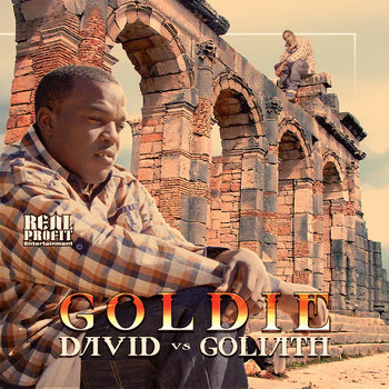 Goldie - Check My Swag Out cover art
