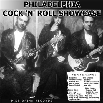 Philadelphia Cock 'n' Roll Showcase cover art