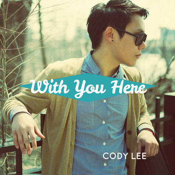 WITH YOU HERE cover art