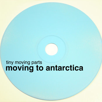 Moving To Antarctica (2010) cover art