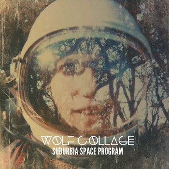 Suburbia Space Program cover art