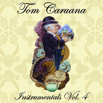 Instrumentals Vol. 4 cover art