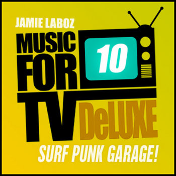 Music For TV Vol.10 EP cover art