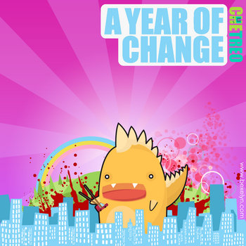 A Year Of Change cover art