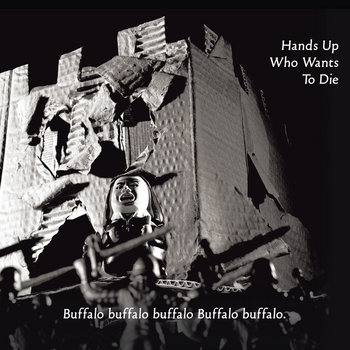 Buffalo buffalo buffalo Buffalo buffalo cover art