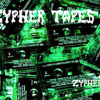 Zypher Tapes 2 cover art