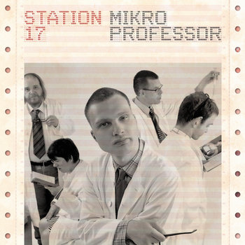 Mikroprofessor cover art