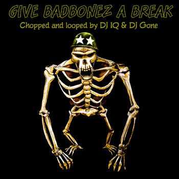 Give Badbonez A Break cover art