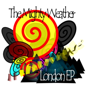 London EP cover art
