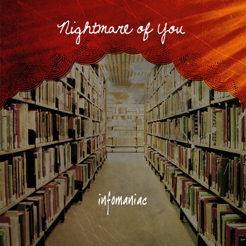Infomaniac cover art