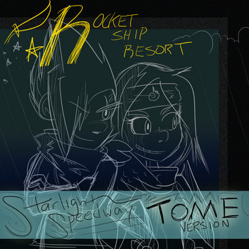 Starlight Speedway (TOME version) cover art
