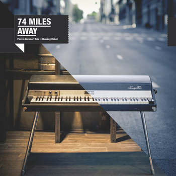 74 Miles Away cover art