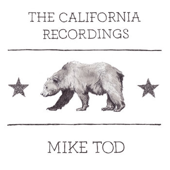 The California Recordings cover art