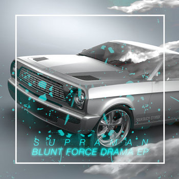 SE018 - Blunt Force Drama EP cover art