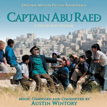Captain Abu Raed cover art