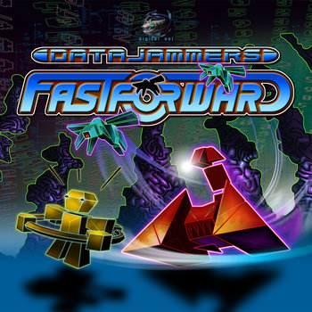 Data Jammers: FastForward Tracks cover art