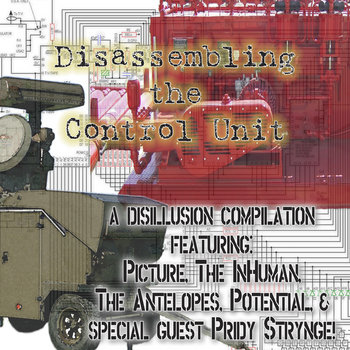 Disassembling the Control Unit cover art
