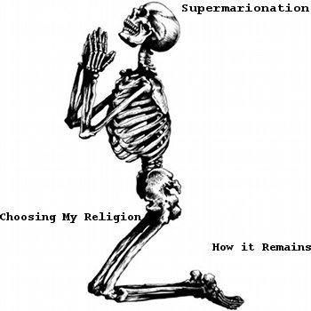 Choosing My Religion / How it Remains cover art
