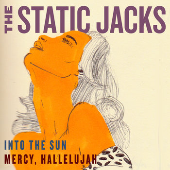 Into The Sun / Mercy, Hallelujah cover art