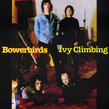 Ivy Climbing 7&quot; EP (TORN701) cover art