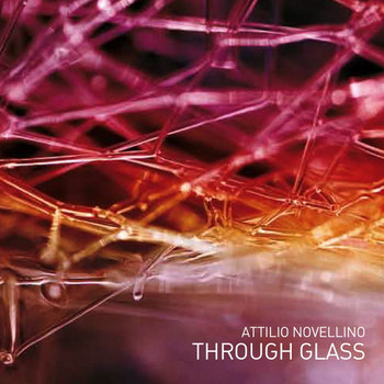 through glass cover art