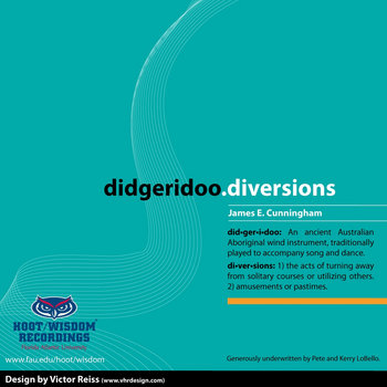 Didgeridoo.Diversions cover art